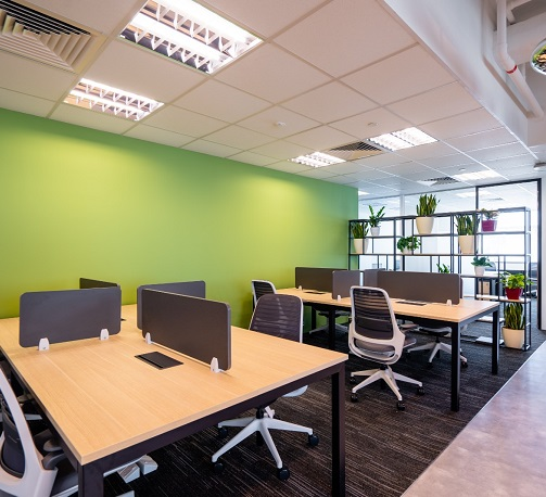 Dedicated Desk office space for rent Singapore