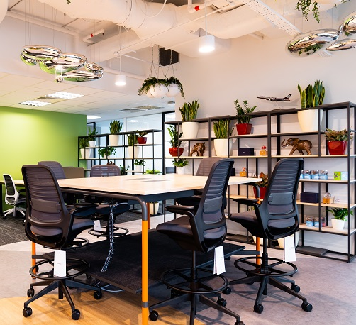 Hot Desk Unlimited office space for rent Singapore