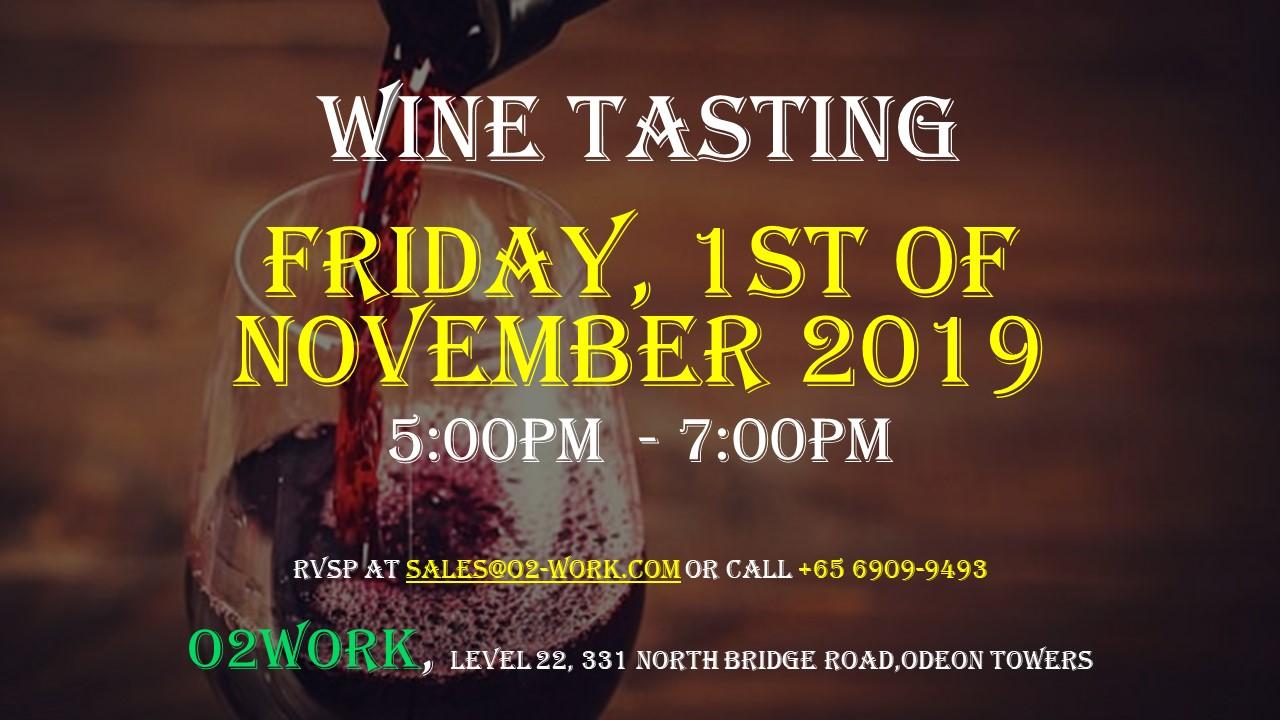 Wine Tasting: Australian wine Edition