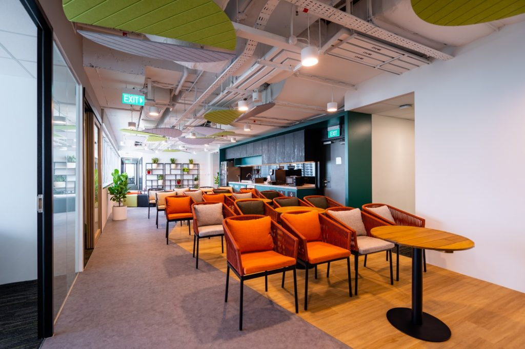 Event space for rent Singapore | O2Work